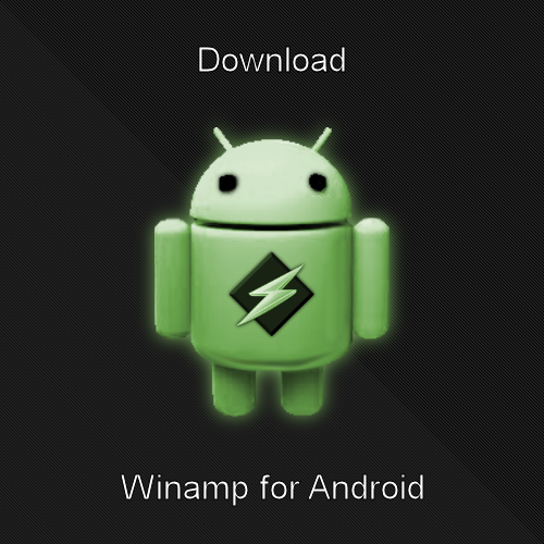 Download Winamp for Android